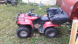 2001 Honda fourtrax