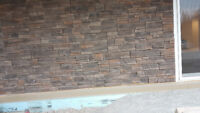 FEATURE WALLS   FUSION STONE   FIREPLACES