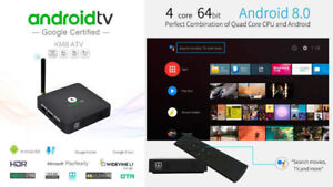 MECOOL KM8 Google Certified Android TV Box
