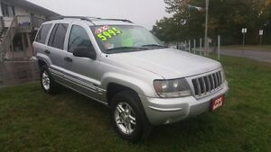 2004 Jeep Grand Cherokee SPECIAL EDITION 4X4 *** CERTIFIED $5995