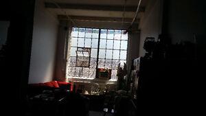 live/work studio