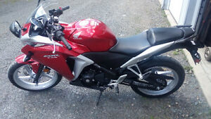 Mint   Honda CBR250            low km