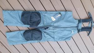 Frabill bib rain pants
