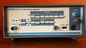 TV & Video Pattern Generator