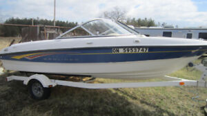 2007 Bayliner project,trade