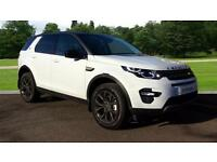 2017 Land Rover Discovery Sport 2.0 TD4 180 SE Tech 5dr Manual Diesel 4x4