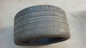 1x Michelin Pilot SuperSport 295/30ZR19 100Y