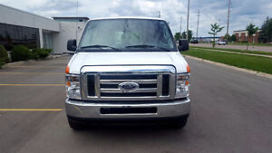 2012 Ford E-250 Cargo Van Fully Loaded Certified Chrome Package