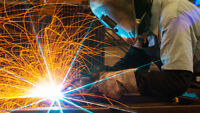 Looking for certified welder to do some welding for me.