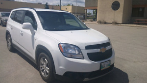 2012 Chevrolet Orlando,  SAFETIED & CLEAN title