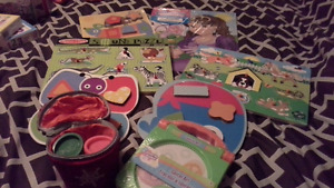 Baby to Toddler girl puzzles mix lot- Take all for $15