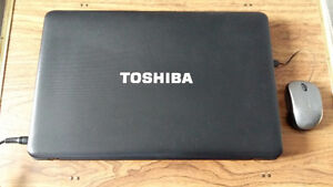 Toshiba Satellite - Model C650