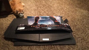 God of war II retail cardboard display PlayStation ps2 PS3 retro Regina Regina Area image 6