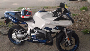 2004 Bmw R1100S Randy Mamola Limited Edition, #57 out of 300