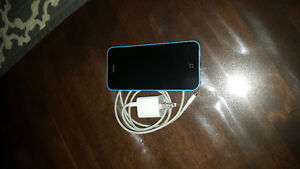 IPhone 5C for sale - Blue