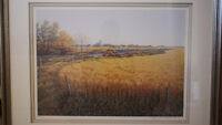 Henry Ripplinger Painting Limited Edition Print (Framed)