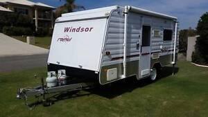 2007 Windsor Rapid Caravan Mandurah Mandurah Area Preview