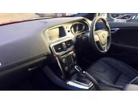 2018 Volvo V40 T3 R-DESIGN Pro Automatic Rear Automatic Petrol Hatchback