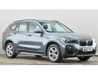 2017 BMW X1 sDrive 18d SE 5dr Step Auto Estate diesel Automatic