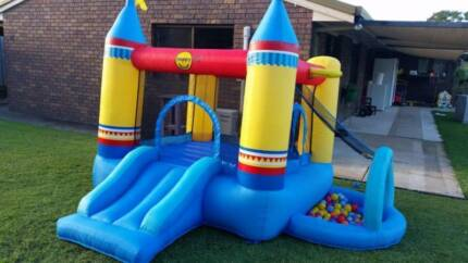 $40 Toddler Jumping Castle Hire