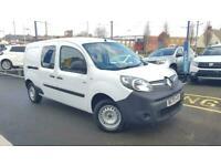 2020 Renault KANGOO MAXI ZE LL21 33kWh Business Crew Van Auto 4dr (i) Combi Van
