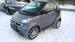 2013 Smart Fortwo NAVIGATION, CLEAN CARPROOF