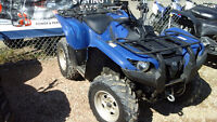 2009 Yamaha Grizzly 700 4X4, EFI, EPS, Runs and Drives Excellent