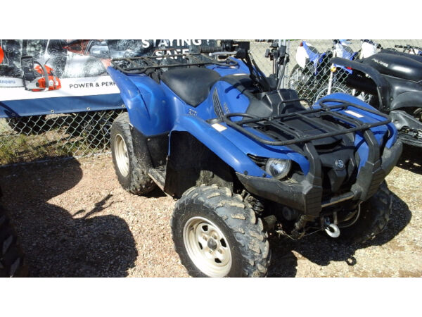 Used 2009 Yamaha Grizzly 700