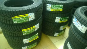 Best price for New winter Tires