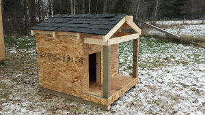 Dog Houses, Sheds, Ice Fishing Shacks & More Great Prices