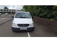 Mercedes Vito 109 CDI Compact
