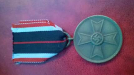 WWII German War Merit Medal Kingston South Canberra Preview