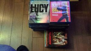 Plusieurs Blu-Ray et DVD pas cher super aubaine c capoté au max