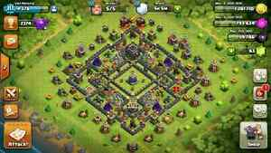 Clash of Clans Maxed TH10 (Heros 40/40) & TH9 Combo London Ontario image 4
