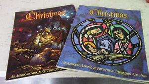 Books Celebrating Christmas, Ideals 5/$25 Kitchener / Waterloo Kitchener Area image 2