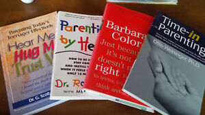 4 Parenting Books for $15. Kitchener / Waterloo Kitchener Area image 1