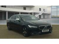 2018 Volvo S90 2.0 D4 R DESIGN 4dr Geartronic HEATED SEATS - PARKING SENSORS - C