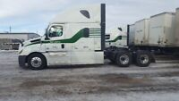 Long haul trucking company looking for cross boarder drivers.