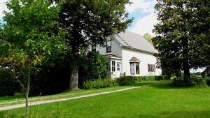 Maison de campagne - Fermette_Cookshire Eaton, 3450 ch Bartlett
