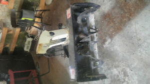 "38"" snowblower attachment"