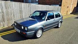 1990 Volkswagen GOLF GTI 1.8 16v Turbo Technics MK2 105,000 miles