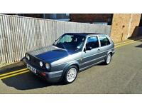 1990 Volkswagen GOLF GTI 1.8 16v Turbo Technics MK2 105,000 miles