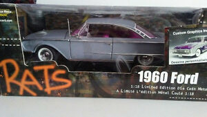 "1/18 1960 Ford ""RATS"" version"
