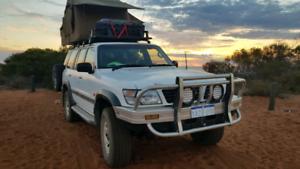 Nissan Patrol 4x4 GU ST 4500