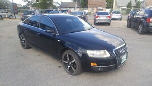 2005 AUDI A6 3.2 V6 QUATTRO AWD-$8500 Warnty to May 2017-Private