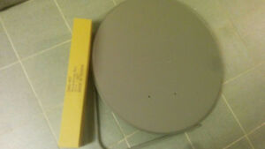 Two Brand New 33 inch Offset Satellite Dish