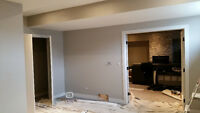 Drywall Taping and Texturing