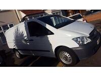 Mercedes Vito Van 113 CDI 2014
