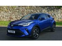 2021 Toyota C-HR HATCHBACK 1.8 Hybrid Design 5dr CVT Auto SUV Petrol/Electric Hy