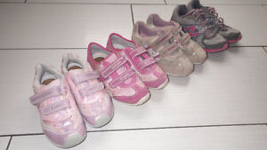 Chaussures pour fille (lot)